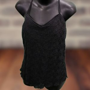 NWT undercoverwear Sassy black top XLg
